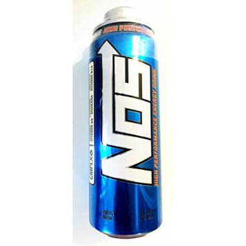 NOS Energy Drinks 24oz Twist Off Top Cans - 4 Pack