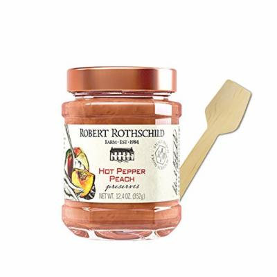 Robert Rothschild Hot Pepper Peach Preserves