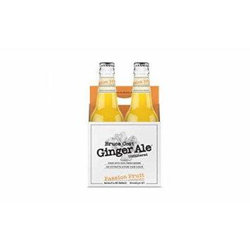 Bruce Cost Passion Fruit Ginger Ale (12 Bottles)