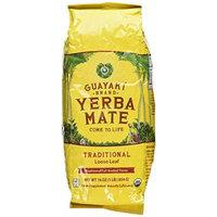 Guayaki Traditional Organic Yerba Mate 16 oz (Pack of 4)