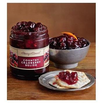 Harry & David Country Cranberry Relish (10 oz Jar)