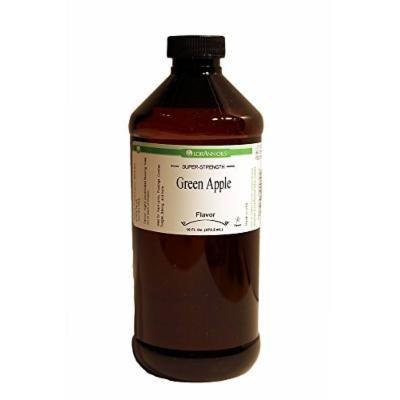 LorAnn Super Strength Green Apple Flavor, 16 Ounce