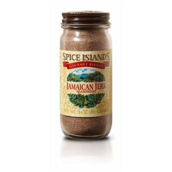 Spice Island Jamaican Jerk Seasoning, 3oz (2pack)