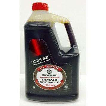 Kikkoman Tamari soy sauce gluten free 64 oz