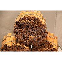 Organic Real Ceylon (Sri Lanka) Cinnamon Sticks, 5 Inch ,(16 Oz), Premium Grade, Freshly Packed - (453g)