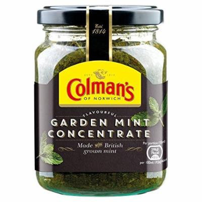 Colman's Fresh Graden Mint 250ml (3 Pack)