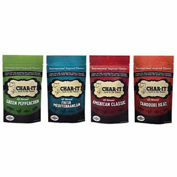 The BBQ Chef Char-it Spice Rub Combination Pack (1 of each flavor)