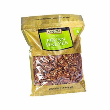 Daily Chef Pecan Halves (2 lb.) (pack of 2)