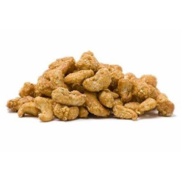 Butter Toffee Cashews by Its Delish, 2 lbs