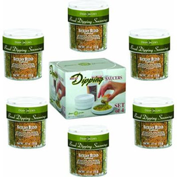 Dean Jacob's Bread Dipping Seasoning Set - 10 Pieces