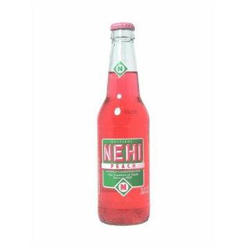 Nehi Peach Nostalgic Soda, 12 oz (24 Bottles)