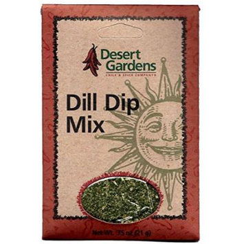 Desert Gardens Dill Dip Mix (Pack of 4)