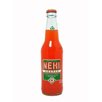 Nehi Orange Nostalgic Soda, 12 oz (24 Bottles)