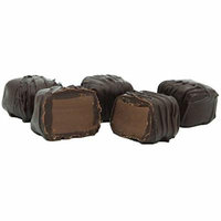 Philadelphia Candies Kahlua (Mexican Coffee) Meltaway Truffles, Dark Chocolate 1 pound Gift Box