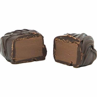 Philadelphia Candies Cappuccino Truffles, Dark Chocolate 1 pound Gift Box