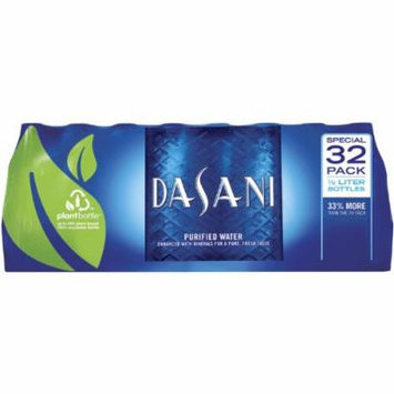 Dasani Bottled Water (16.9 oz. PET bottles, 32 pk.) (pack of 2)