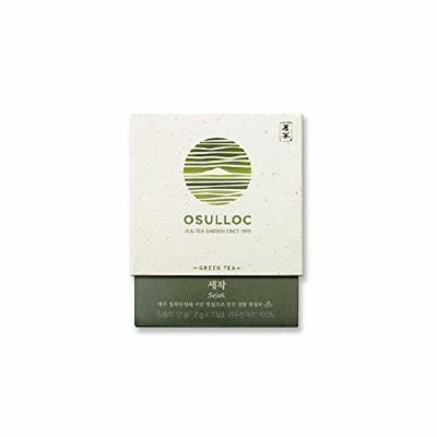 Osulloc Master's Green Tea Sejak Pyramid - 12g