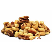Roasted and Salted Mixed Nuts by Its Delish 10 lbs