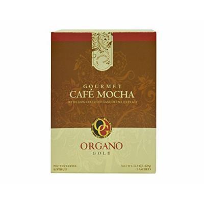1 Box Organo Gold Cafe Mocha 100% Certified Organic Organic Gourmet Coffee