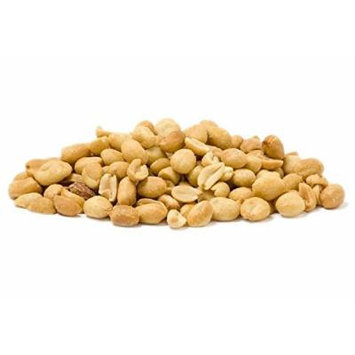 Gourmet Roasted Peanuts Unsalted by Its Delish, 5 lbs