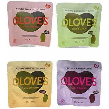 Oloves Olives Variety (Pack of 20)