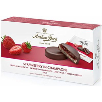 Anthon Berg Strawberry (220g)