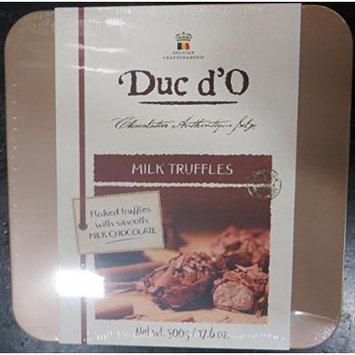 Duc d'O Milk Truffles (500g) Tin