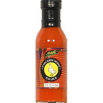 Ashanti Chicken Wing Sauce 12.0 FO(Pack of 2)