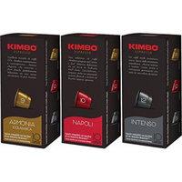 Kimbo Nespresso Capsule Variety Package