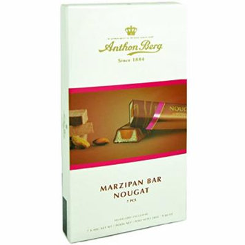 Anthon Berg Marzipan Nougat 7 Pieces (280g)