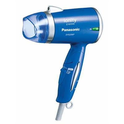 Panasonic Negative-Ion ZIGZAG IONITY Hair Dryer EH5206P-A Blue | AC100-120V, 200-240V (Japan Model)