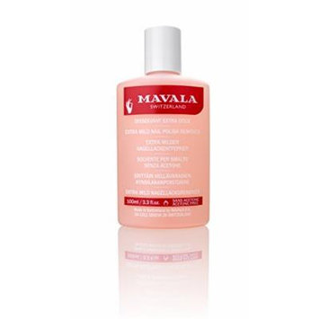 Mavala Extra Mild Nail Polish Remover 3.3Fl oz