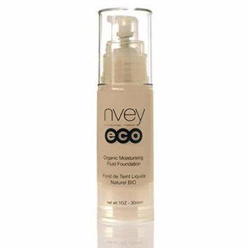 Nvey Eco Moisture Rich Fluid Foundation 516 Warm Honey Natural 1 Ounce