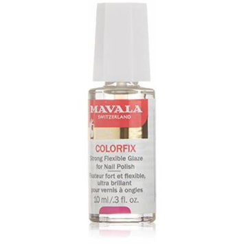 Mavala Colorfix Strong Flexible Top Coat for Nails, 0.3 Ounce