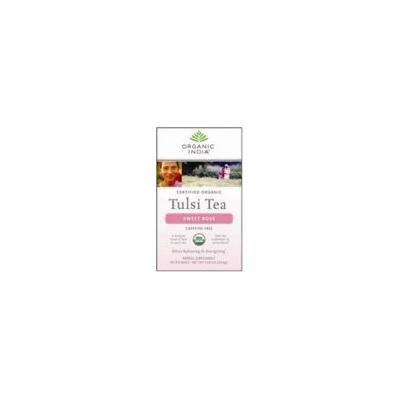 India Sweet Rose Tulsi Tea ( 6x18 CT)