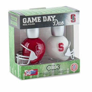 Stanford Cardinal Game Day Duo Nail Polish
