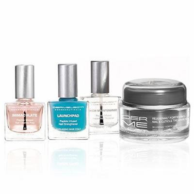 Dermelect Cosmeceuticals Rescue Me Natural Nail Treatment Kit