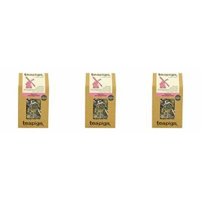 (3 PACK) - Teapigs Liquorice & Peppermint Tea  50 Bags  3 PACK - SUPER SAVER - SAVE MONEY