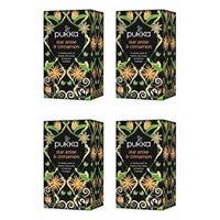 (4 PACK) - Pukka Star Anise & Cinnamon Tea| 20 Bags |4 PACK - SUPER SAVER - SAVE MONEY