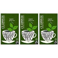 (3 PACK) - Clipper - Ft Organic Green Tea   50 Bag   3 PACK BUNDLE
