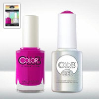 Color Club Gel MRS. ROBINSON Neon Color Club Gel + Lacquer Duo