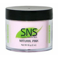 SNS Natural Nail Dipping Powder, 16 oz, Pink