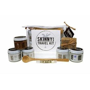 Skinny & Co. Coconut Oil 2 Oz Travel Kit