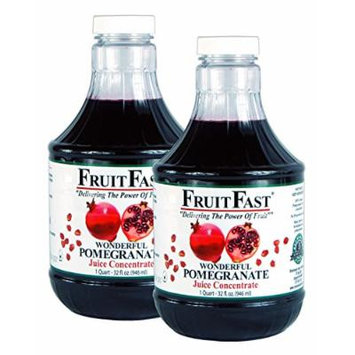 FruitFast - Wonderful Pomegranate Juice Concentrate