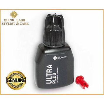 Ultra Plus Strong Glue Adhesive for Individual Eyelash Extensions 10ml