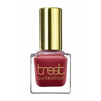 treat collection - Vegan / 5 Free Nail Polish DELIGHT (Chic Brick Red)
