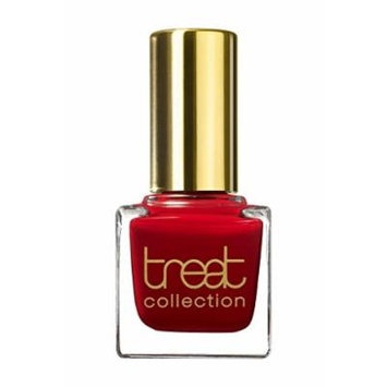 treat collection - Vegan / 5 Free Nail Polish BLACK TIE (The Perfect Shade of Deep Red)