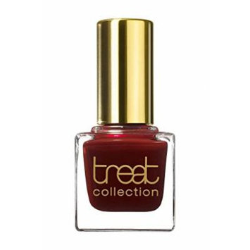 treat collection - Vegan / 5 Free Nail Polish DRAMA QUEEN (High Impact Oxblood Hue)