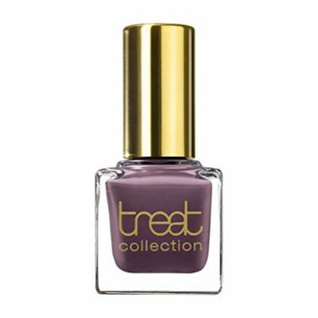 treat collection - Vegan / 5 Free Nail Polish LIKE NEVER BEFORE (Elegant Grey With Lilac Tones)
