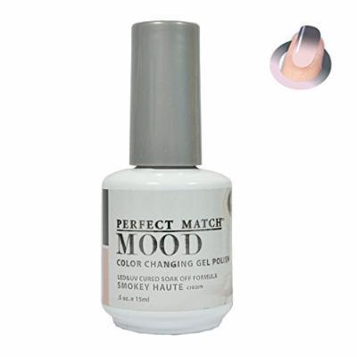 Lechat - Mood Color Changing Soak off Gel Polish (MPMG37 Smokey Haute)